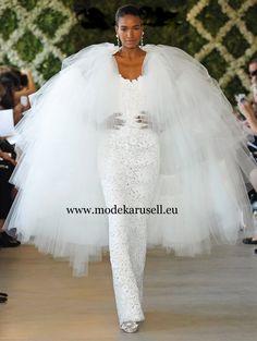 Brautkleid 2014 Extravagant  www.modekarusell.eu