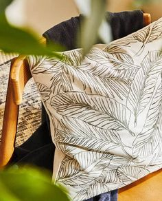 Zara Home, Embroidered Pillowcases, Soft Furnishings, Decorative Items, Throw Pillows, Cover, United Kingdom, Collection, Bedroom