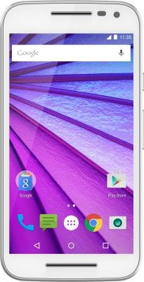 01addb714fe Moto G (3rd Generation) Price in India - Buy Moto G (3rd Generation) White  16 Online - Motorola : Flipkart.com