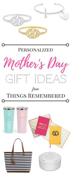 Mother's Day Gifts | Gifts for Her | Gifts for Mom | Personalized Gifts | Moms | Mamas | Mother | Engraved | Monogram | Bracelet | Cuff | Journal | Notebook | Tumbler | Gift Box | Tote | Purse | Navy Bag | Navy Tote | Stripe Purse | Handbag