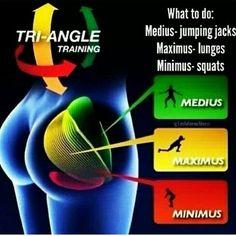 Buttocks workout - Level 3 - The best butt workout
