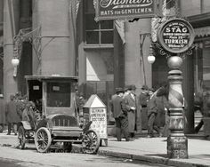 BARBER SHOP PHOTO HAIRCUT TURKISH BATH FASHION SHOP c1920s Kansas City Downtown, Kansas City Missouri, Heart Of America, City People, Central Business District, Historical Pictures, Old West, City Streets, Old Pictures