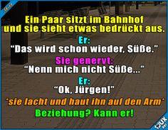 Mit Humor fährt man meistens gut :) #Beziehung #Humor #lustig #lachen #Jodel #Sprüche #lustigeBilder #funny #Liebe #