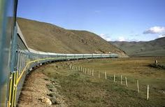 Take the 12 day Transiberian railway trip across all of Russia spanning two continents.