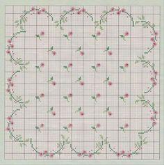 natty's cross stitch corner: s    Embroid
