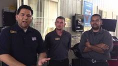 Intro to the Service Department at Madera Toyota.