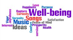 Where do you get well-being?