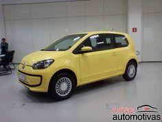 Volkswagen up! I-Motion parte de R$ 30.990 - Notícias Automotivas - Carros