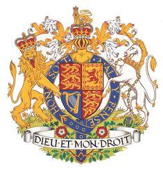 Queen Elizabeth II arms