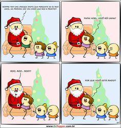 Tirinhas (#42) - Especial de #Natal