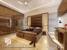 Cedar_Clad Interior Design Ideas_ Los Angeles_ CA Bedroom Cupboard Designs, Wardrobe Design Bedroom, Luxury Bedroom Design, Bedroom Furniture Design, Master Bedroom Design, Interior Design, Bedroom Designs, White Furniture, Bedroom Styles