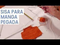 Dar forma al tejido 🧶 Sisa para manga pegada ➽ Técnica de #tejer bien - YouTube How To Purl Knit, Knit Purl, Crochet Bedspread, Loom Knitting, Diy And Crafts, Knit Crochet, Crochet Necklace, Projects To Try, Crafty