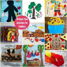 Quite time activities are just a little bit of magic to help you get through your day. I've searched around and found some of the very best ways to keep your toddler or preschooler entertained during quiet time each day. Quiet Games and Activities for Toddlers (Free) Star Wars Coloring Sheets (Free) Finding Dory Coloring...