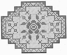 crochet em revista: Almofada