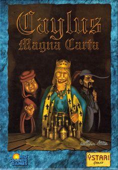 Caylus Magna Carta - 90