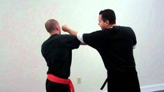 Kevin Mack Krav Maga Advanced Punch Defense