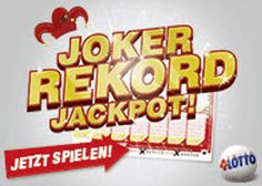 Knacke den Jocker Rekord-Jakpot bei Swisslos und gewinne mehr als 4'900'000 CHF Schweizer Franken! Mit nur CHF 2.- bist du dabei. http://www.alle-gewinnspiele.ch/gewinne-mit-swisslos-jocker-ueber-chf-4900000/