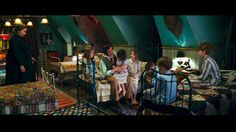 nanny mcphee----love the bedding and color. Watch it for that only, sometimes