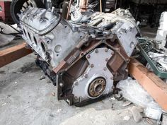 Our guide shows you the parts to look for in your local junkyard or online for LS engines.