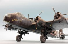 IV by Roland Sachsenhofer Stirling, De Havilland Mosquito, Scale Models, Ww2, Fighter Jets, Aircraft, Tips, Image, Dioramas