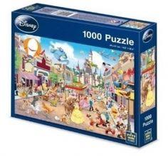 King Disneyland Puzzle (1000 Pieces)