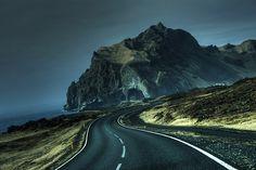Vestmannaeyjar, Vestmannaeyjar, Iceland   Up Around the Bend By Sísí Flickr