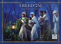 Acacemy Games Freedom The Underground Railroad Board Game