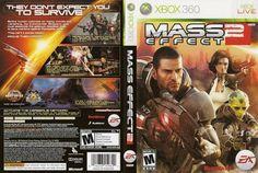 XBox 360 - Mass Effect 2