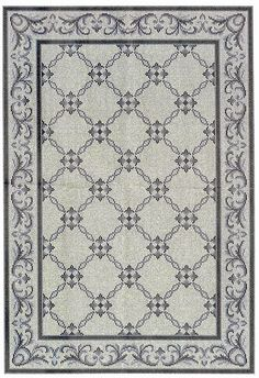 "I'm starting a new project that is a new ""Arraiolos"" rug. This project started in a very funny way, a. Filet Crochet, Crochet Stitches, Cross Stitch Designs, Cross Stitch Patterns, Embroidery Patterns, Hand Embroidery, Crochet Tablecloth, Bargello, Mosaic Tiles"
