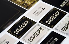 The Barberoy on Behance
