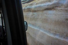 snow wall on way to chanshal