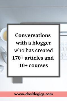 Here's a casual interview on Dosidegigs with Deepak Kanakaraju of Digital Deepak on how he started his side hustle journey. Make Money Blogging, How To Make Money, Blogging Ideas, Online Marketing, Digital Marketing, Marketing Ideas, Columnist, Online Coaching, Blogger Tips