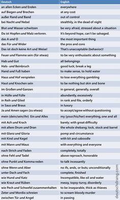 und nouns Substantiv Paar