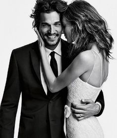 Groom Style: Vera Wang Collection (Black) with Mens Wearhouse Groom Style: Vera Wang Collection (Black) with Mens Wearhouse Couple Photoshoot Poses, Couple Photography Poses, Couple Posing, Couple Portraits, Couple Shoot, Portrait Photography, Wedding Photography, Fashion Editorial Couple, Fashion Couple