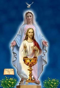 Pin on Jesus resurrection Mother Teresa Prayer, Jesus Mother, Blessed Mother Mary, Blessed Virgin Mary, Jesus And Mary Pictures, Catholic Pictures, Pictures Of Jesus Christ, Mary Magdalene And Jesus, Mary And Jesus