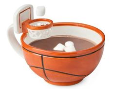 Cup for hot chocolate