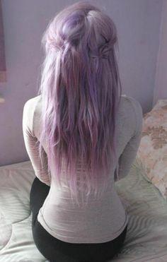 Long lilac