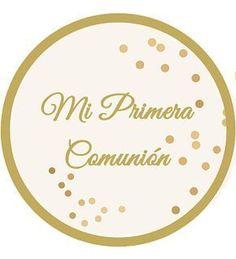 imprimible comunion gratis First Communion Invitations, Communion Favors, Baptism Cookies, Card Organizer, First Holy Communion, Scrapbook Albums, Scrapbooking, Clip Art, Printables