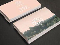 Sadhana  yoga / logo design / identity / branding / brackets / business card