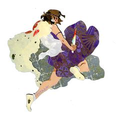 When the forest has been cleared and the wolves wiped out, this desolate place will be the richest land in the world - and Princess Mononoke will . Princess of Beasts Studio Ghibli Art, Studio Ghibli Movies, Film D'animation, Cool Animations, Hayao Miyazaki, Totoro, Beast, Fan Art, Cartoon