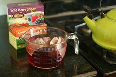 Kid-friendly summer iced tea
