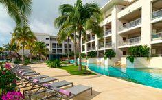 alberca hotel paradisus playa del carmen