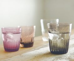 Dew glass collection - KINTO CO.,LTD.