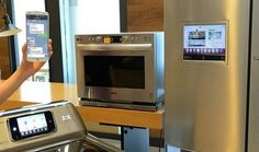 LG launches Futuristic Refrigerators, Washing Machine & oven that talks back to you #Futuretech