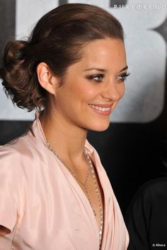 Marion Cotillard - possibly the most beautiful woman in the world