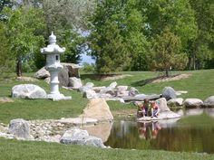 Grand Forks, North Dakota: Japanese Garden photo, picture, image