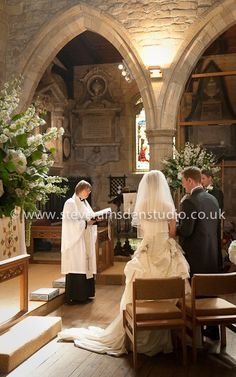 St Marys Church, Masham, with gorgeous flowers by Susie Hart