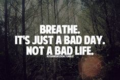 Just breathe...(: