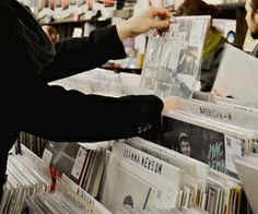 vinyls, vinyls, & more vinyls