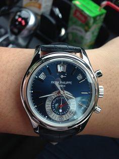 Patek Philippe chronograph